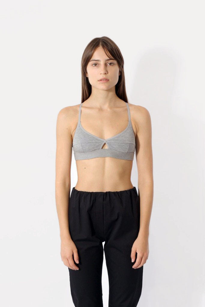 Soft Bra Grey
