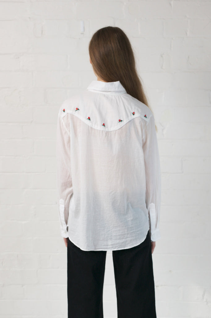 Rodeo Rose Shirt