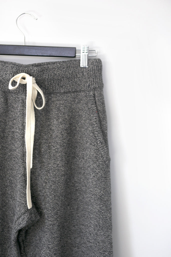 Jamee Pants, Grey Melange