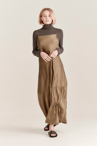 Billy Dress, Khaki