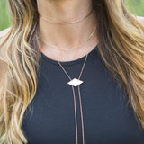 THIN CHOKER NECKLACE