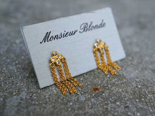 'WHISPER' EARRINGS