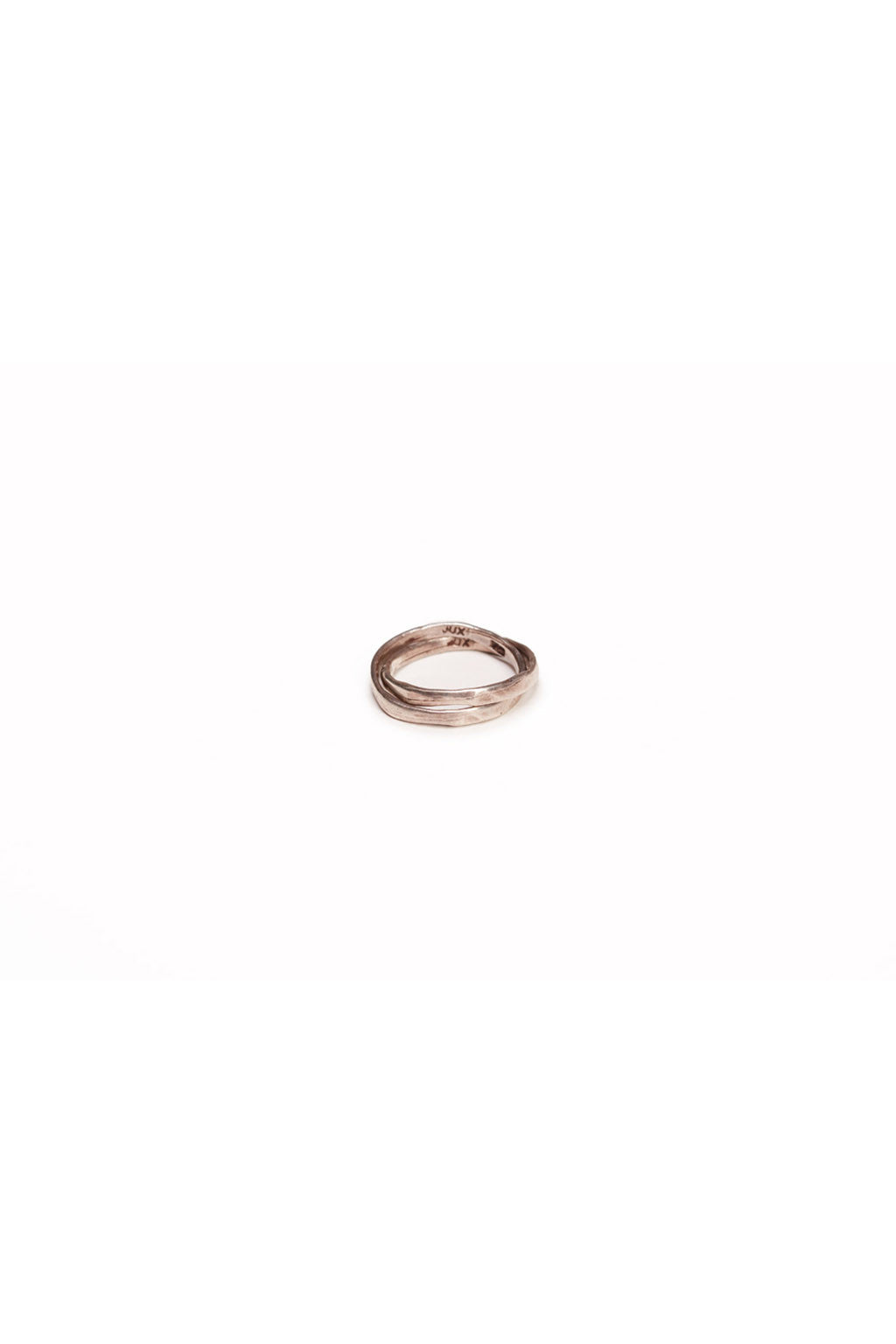 'DOUBLE UP' RING BY NEEDY X JUX