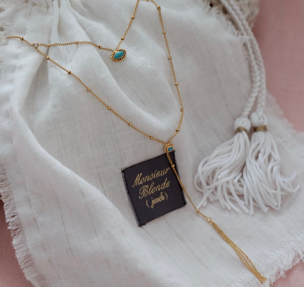 'DREAMING OF YOU' NECKLACE