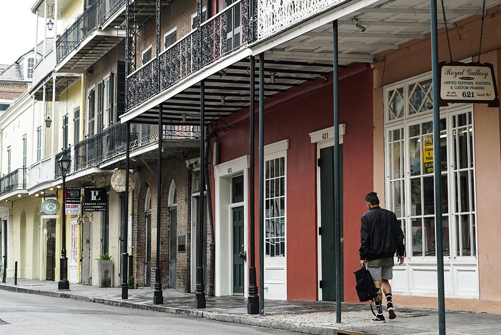 Speak Easy in the Big Easy