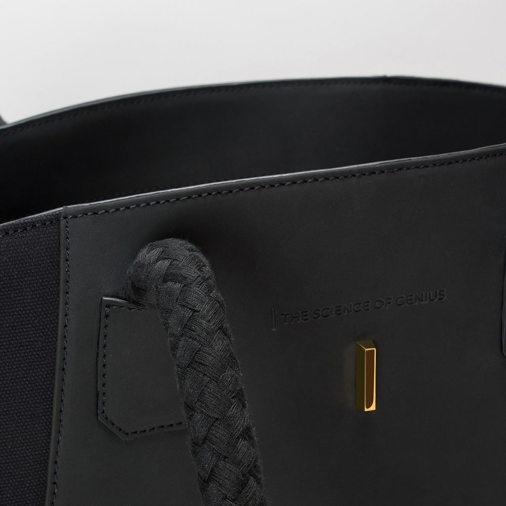 The Barcelona, A Minimal leather tote bag