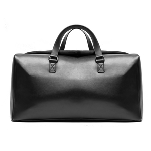 Davos Leather Duffle Bag - TSOG Bags - The Science of Genius