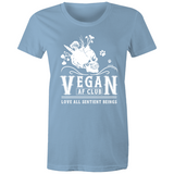 Vegan apparel designed and printed in Australia. Available in Tshirts, singlets, phone case wallets, tote bags and hoodies.