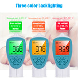 ELE Digital Non-Contact Infrared LCD Body Thermometer - 2 Plus 1 Baby