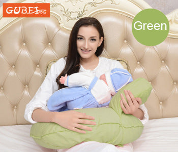 Multifunctional Detachable Nursing Pillow Breastfeeding Infant Baby Boppy Pillow Crawling Sitting Learning Pillow - 2 Plus 1 Baby