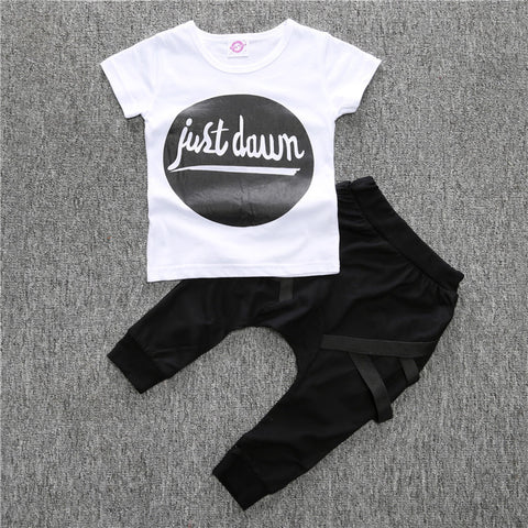 Just Dawn Printed Shirt + Pants Set
