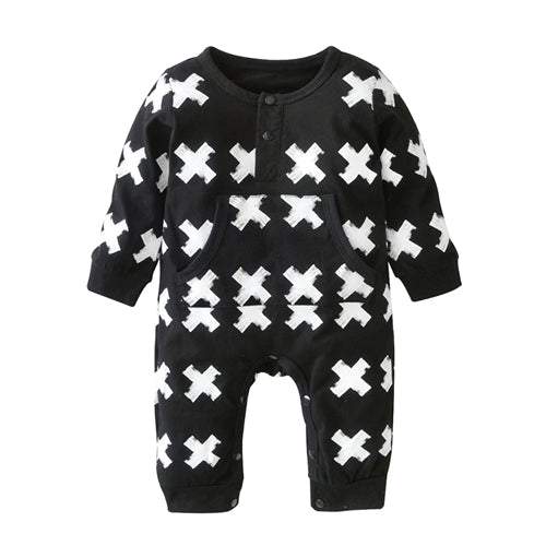 The Plus Infant Romper - 2 Plus 1 Baby