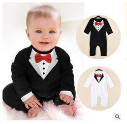 Baby boy The Gentleman Suit - 2 Plus 1 Baby