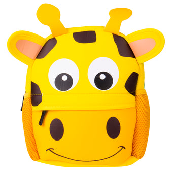3D Cartoon Animal Backpack - 2 Plus 1 Baby