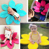 F2 Folding Flower Bath Mat Anti-slip Cushion Seat - 2 Plus 1 Baby