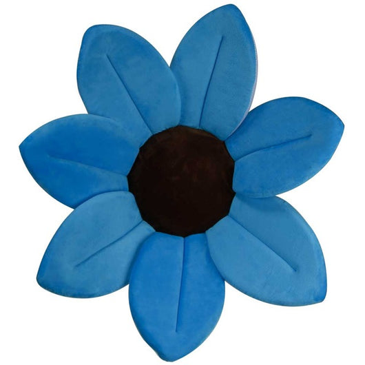 F2 Folding Flower Bath Mat Anti-slip Cushion Seat