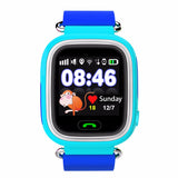 GPS Smart Baby Watch Anti-Lost Monitor with Wifi SOS Location Tracker for Kids