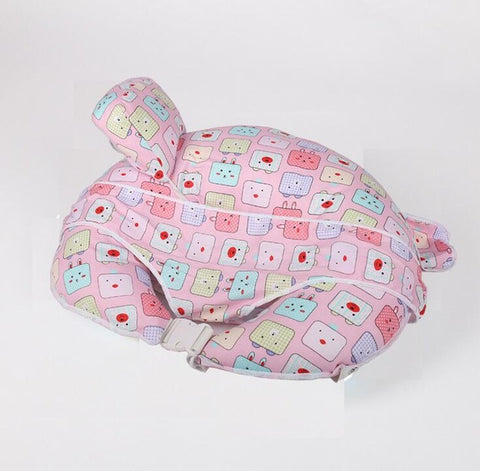 Retail Nursing Pillow Baby Body Pillow Cotton Multi Function Baby Learn Sit Pillow Pregnant Women Supplies Nursing Pad N68950
