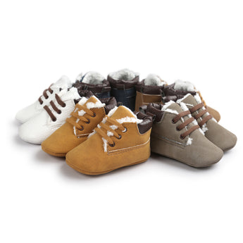 2 Plus 1 Baby Love Boots - 2 Plus 1 Baby
