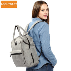About Baby Designer Diaper Bag Backpack Nappy Bag - 2 Plus 1 Baby