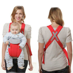 Me2 Adjustable 360 Four Position Safety Carrier - 2 Plus 1 Baby