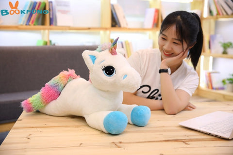 Uni 1 Large Plush Stuffed Unicorn