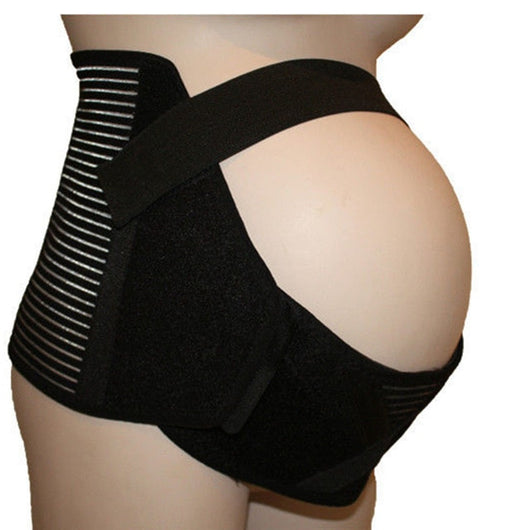Belly Bands Prenatal Maternity Support Belt Brace - 2 Plus 1 Baby