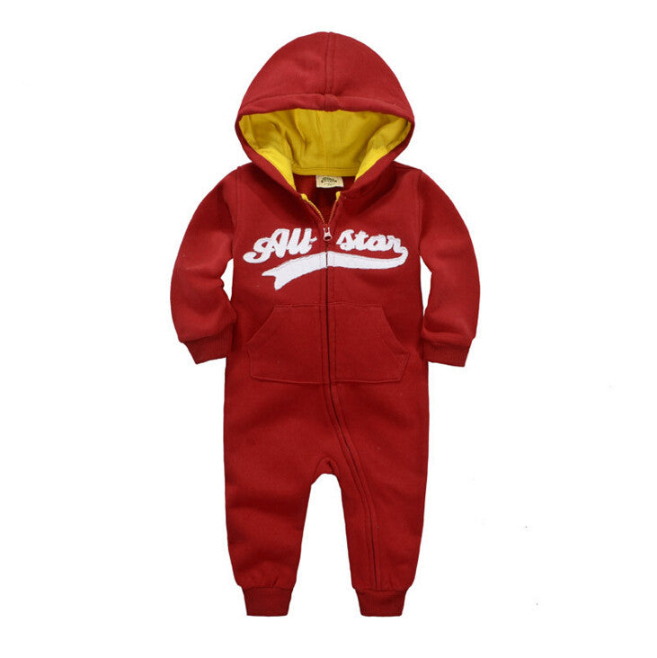 b18d2f2f0 All-Star Cotton Tracksuit – 2 Plus 1 Baby