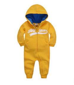 All-Star Cotton Tracksuit - 2 Plus 1 Baby