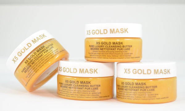 X5 Gold Mask