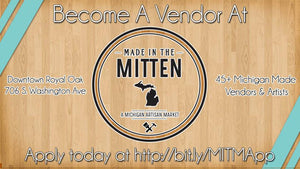 Become a Made In The Mitten Artist