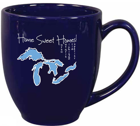 Michigan H.O.M.E.S. Ceramic Mug