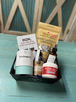 Ultimate Relaxing Gift Basket Michigan