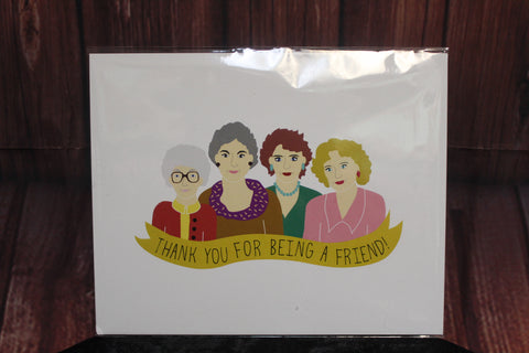 Golden Girls Print