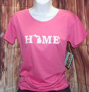 Pink Women's Home Tee Shirt