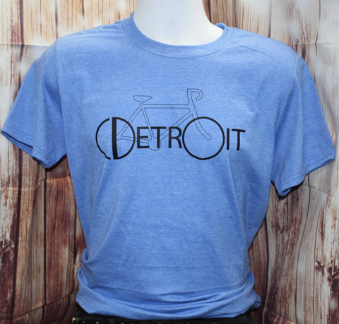 Men's Detroit Bike T-Shirt