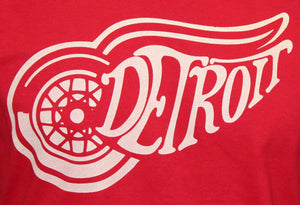 Men's Classic Detroit Red Wings T-Shirt