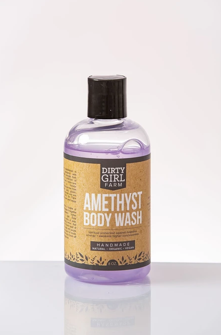 Dirty Girl Farm Amethyst Body Wash