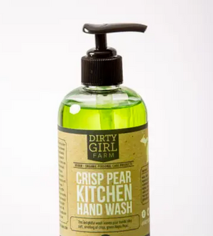 Dirty Girl Farm Crisp Pear Kitchen Hand Wash