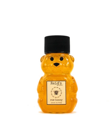 Reid's Gourmet Small Michigan Made Honey Bear