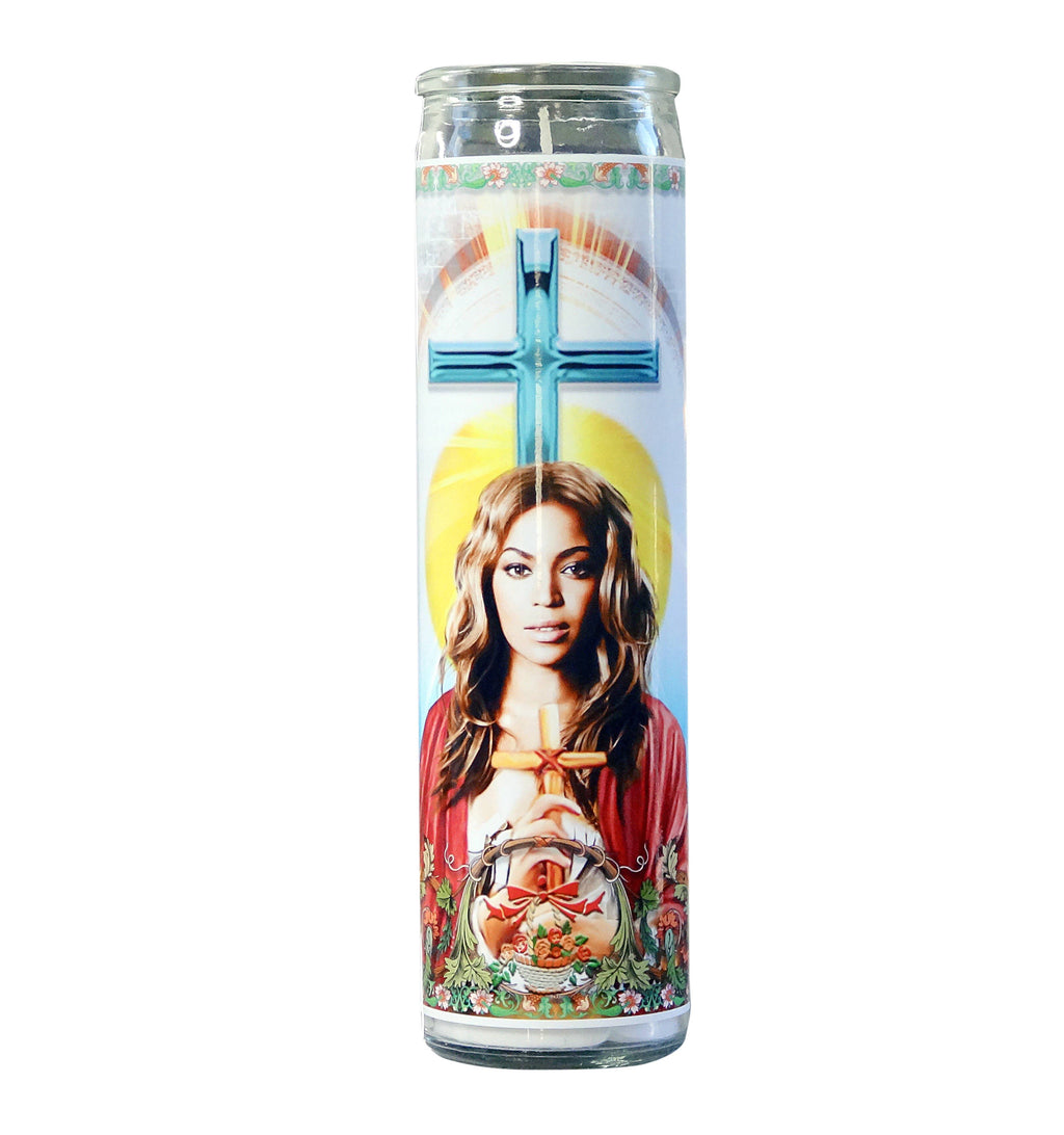 Beyonce Celebrity Prayer Candle