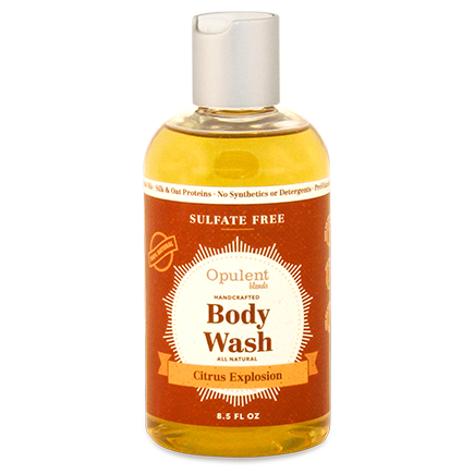 Opulent Blends Body Wash - Citrus Explosion