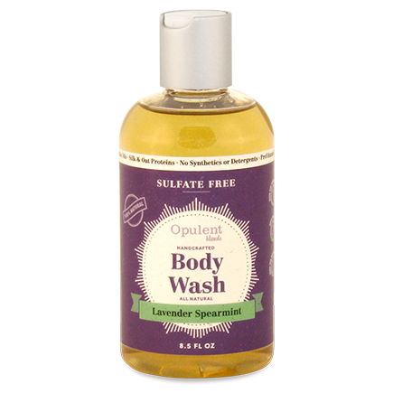 Opulent Blends Body Wash - Lavender Spearmint