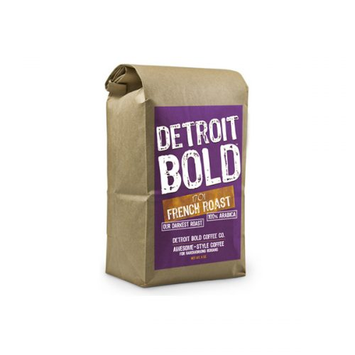 Detroit Bold French Roast Coffee