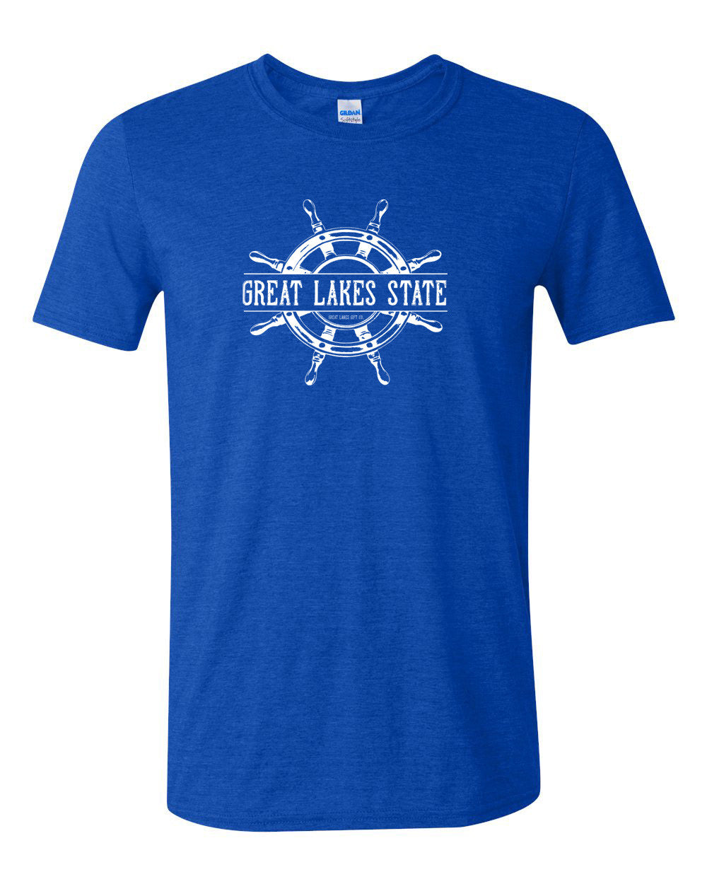 Men's Great Lake State T-Shirt - Great Lakes Gift Co.