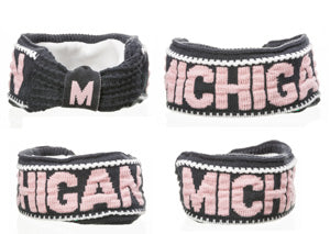 Michigan Fleece Ear Warmer Headband