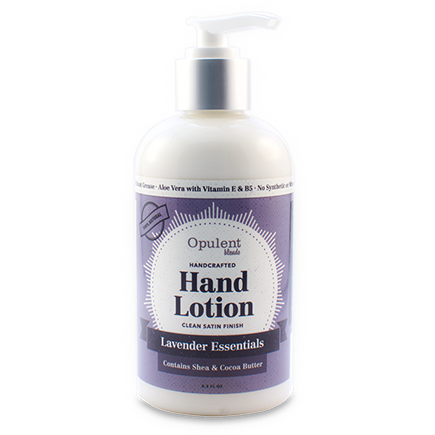 Opulent Blends All Natural Lotion - Lavender