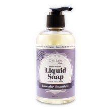 Opulent Blends Liquid Soap - Lavender