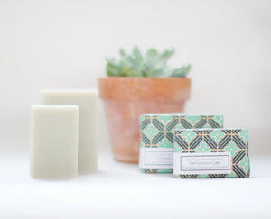 Patchouli Lime Handmade Soap