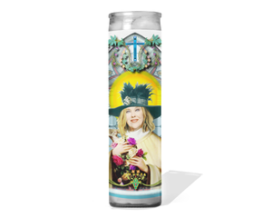 Moira Rose Celebrity Prayer Candle - Schitts Creek